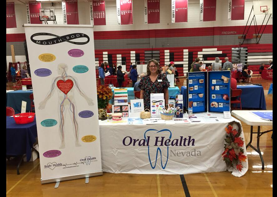Washoe County School Department Wellness Health Fair