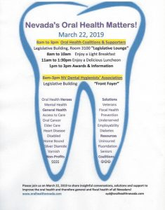 Nevada's Oral Health Matters!
